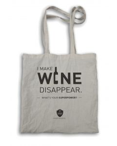 TOTE BAG - I MAKE WINE