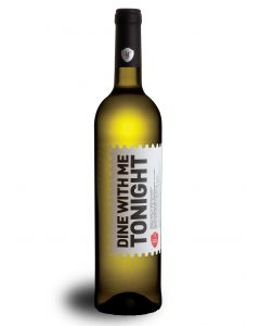 vinho branco dine with me tonight wine with spirit