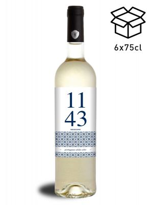 1143 by WWS white wine (box of 6)