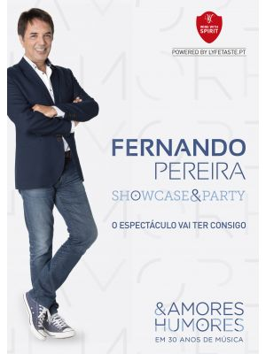 FERNANDO PEREIRA SHOWCASE & PARTY