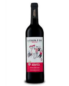 RED WINE A CULPA É DO BENFICA
